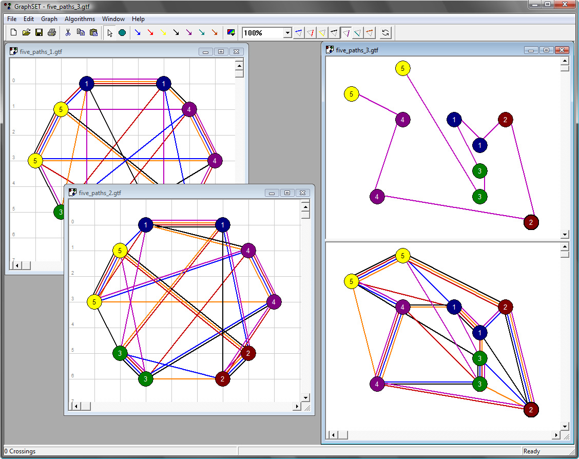 Stephen g kobourov research projects graphset is our graph simultaneous embedding tool we developed this software in order to have a pracatical way to study several types of problems in ccuart Choice Image